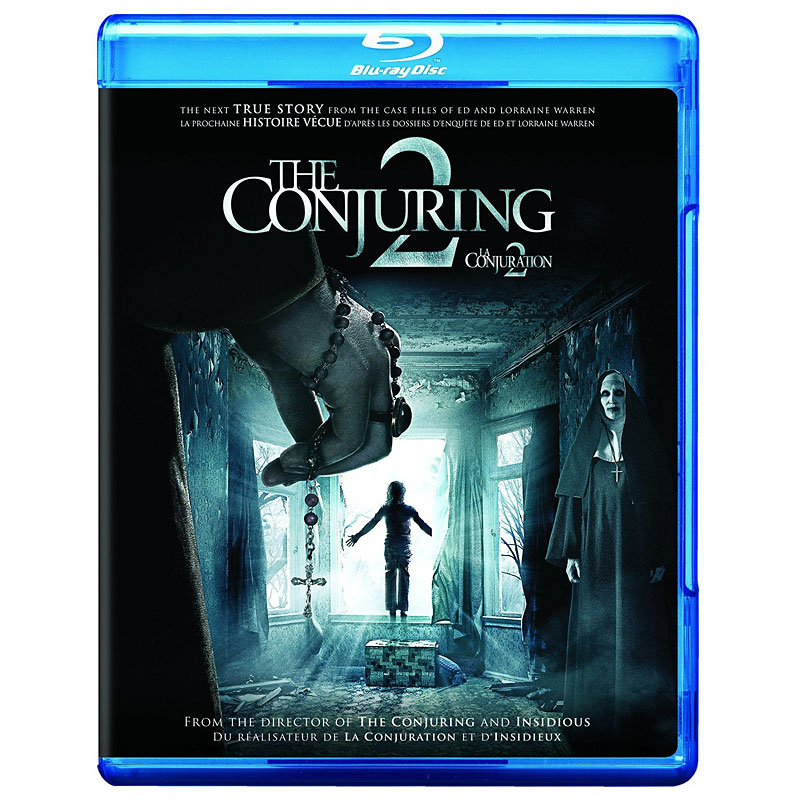 The Conjuring 2 - Blu-ray