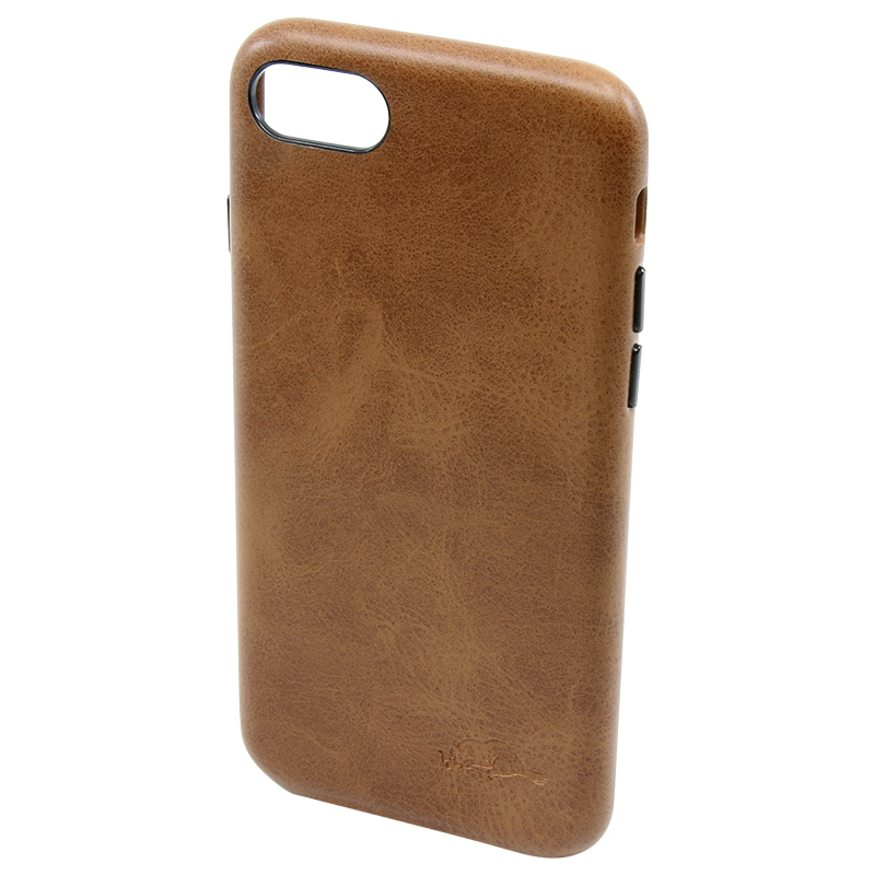Roots Slim Fitted Case for iPhone 7/8 - Brown - RSFIP87BR