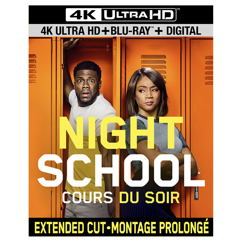 Night School - 4K UHD Blu-ray