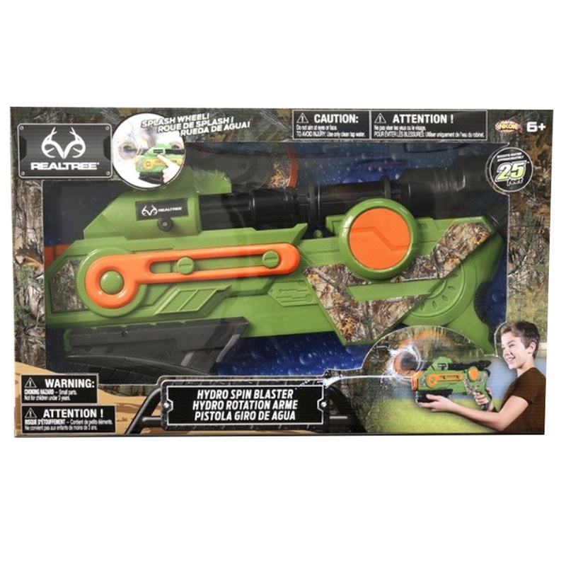 Realtree Hydro Spin Blaster