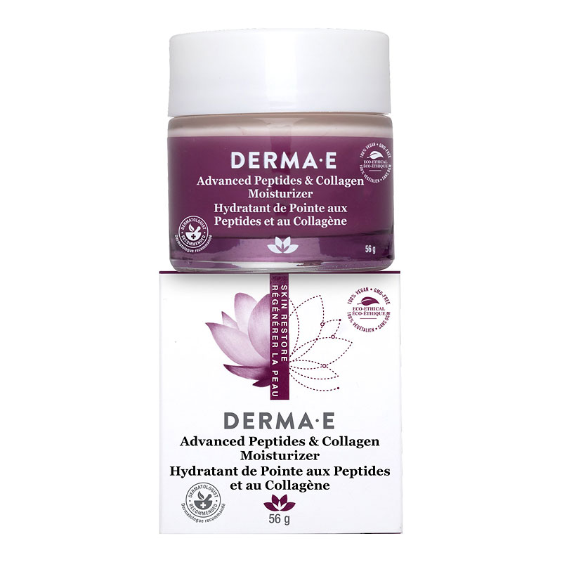 Derma E Skin Restore Advanced Peptides & Collagen Moisturizer - 56g