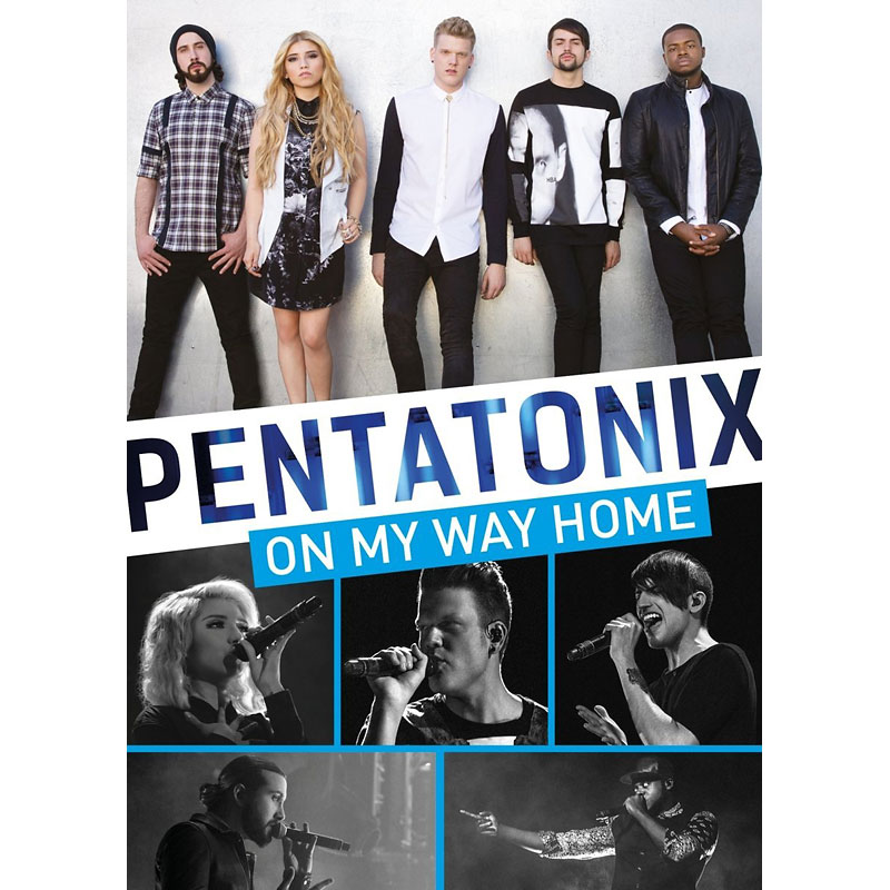 Pentatonix: On My Way Home - DVD