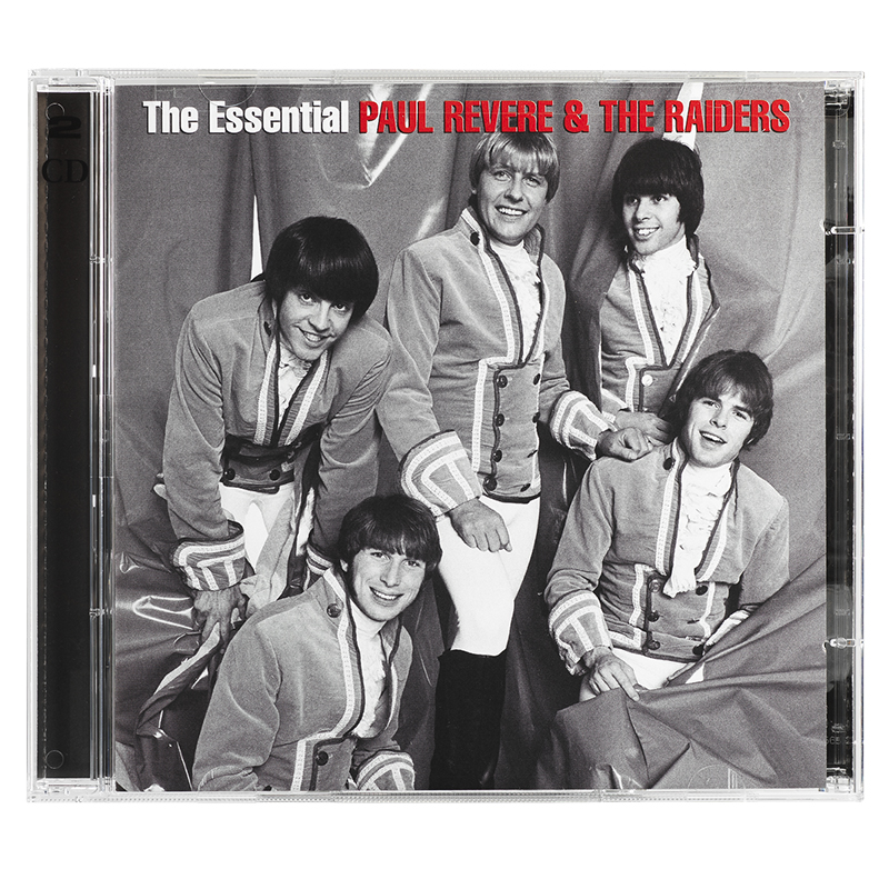 Paul Revere And The Raiders - The Essential Paul Revere And The Raiders - CD