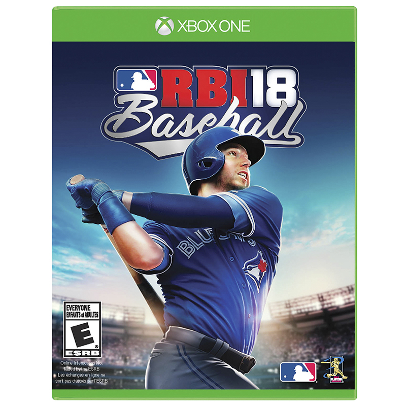 Xbox One RBI Baseball 2018