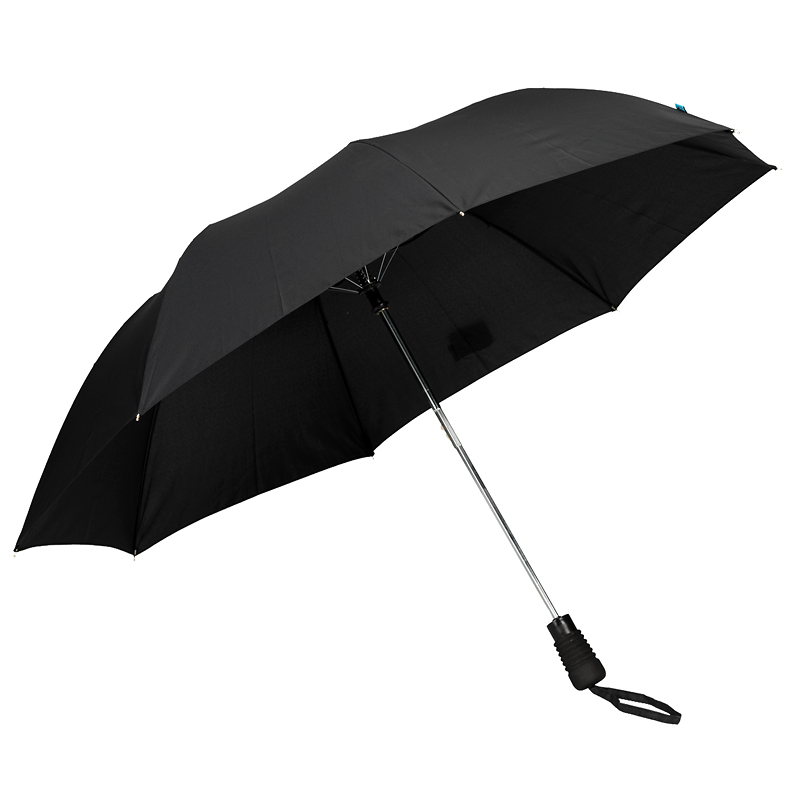 Vancouver Ladies Umbrella - Long Handle  - Black