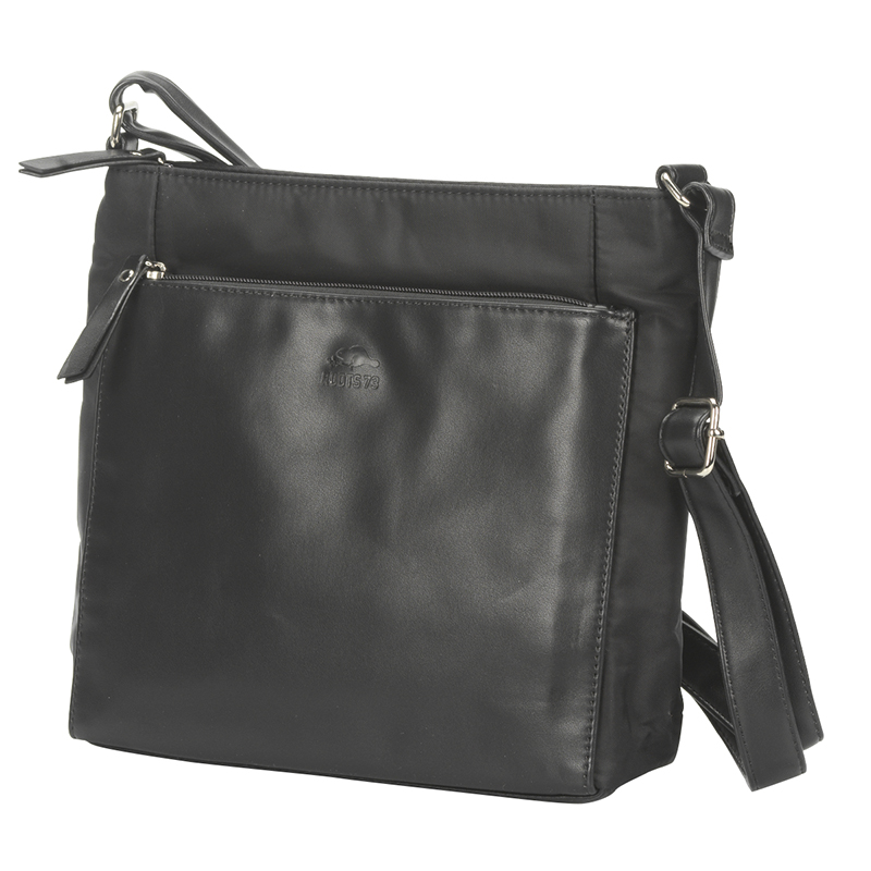 Roots Smooth Poly Crossbody Bag - Assorted