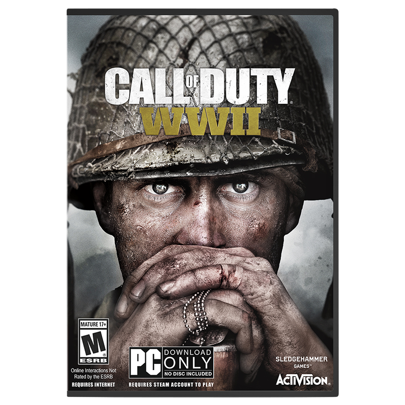 PC Call of Duty - World War 2