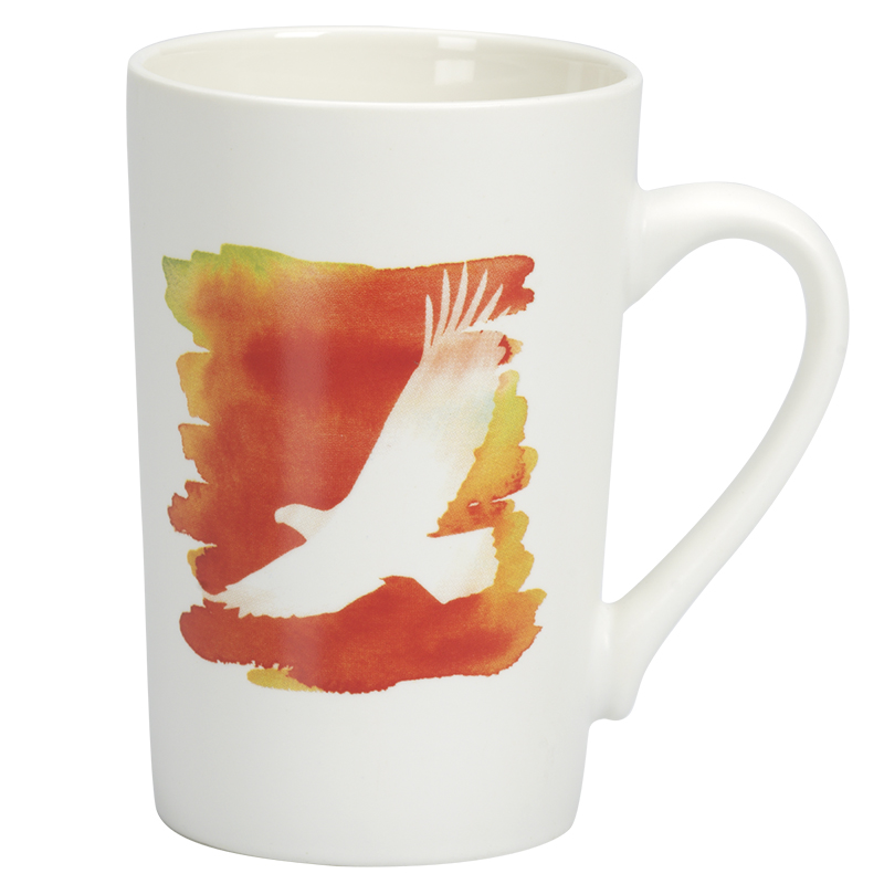 London Drugs Porcelain Mug - Birds - 385ml - Assorted
