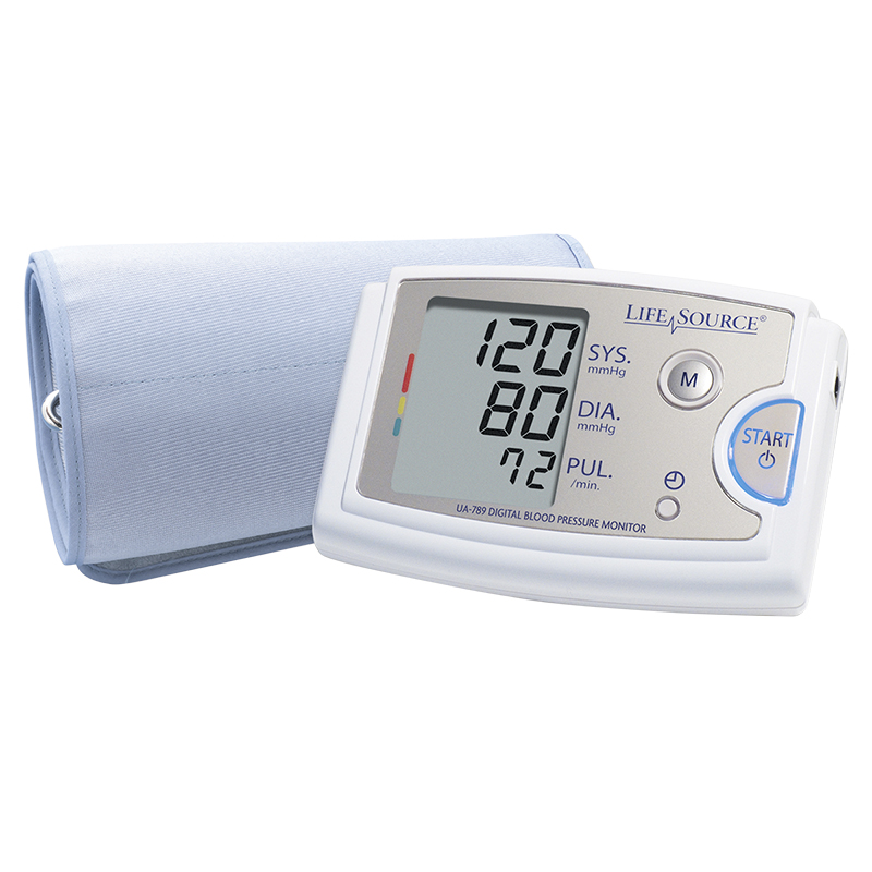 Lifesource Blood Pressure Monitor - X-Large Cuff - UA789AC
