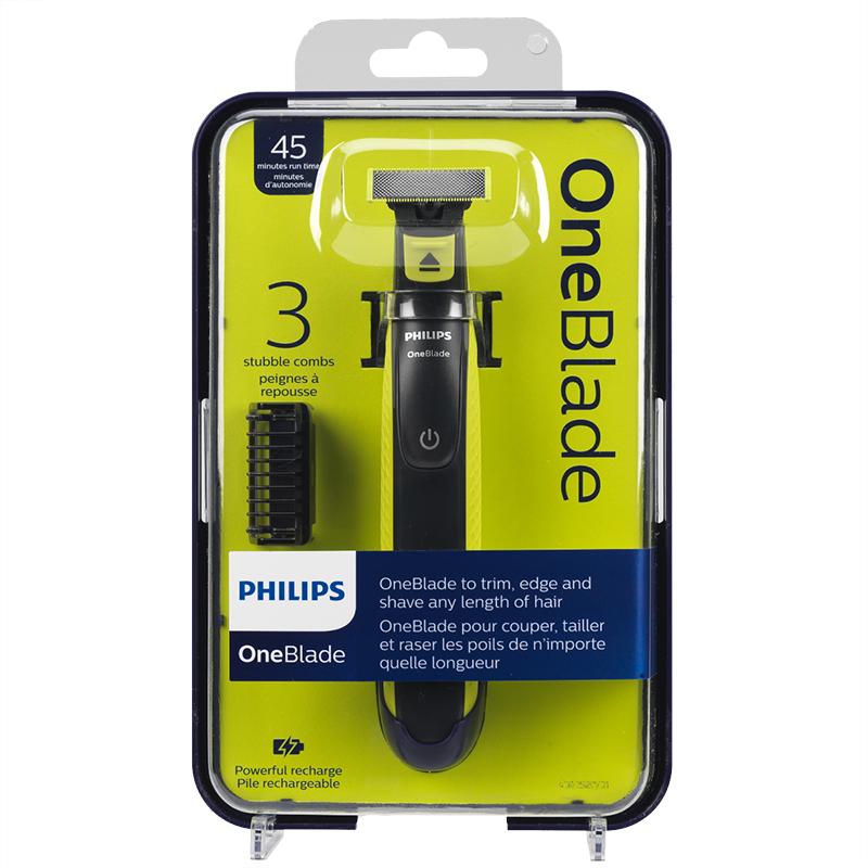 Bekend Philips OneBlade - Neon Green - QP2520/21 | London Drugs GC31