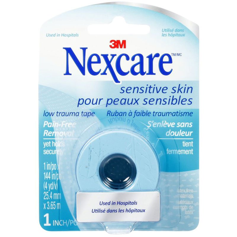 3M Nexcare Sensitive Skin Tape - 1inch