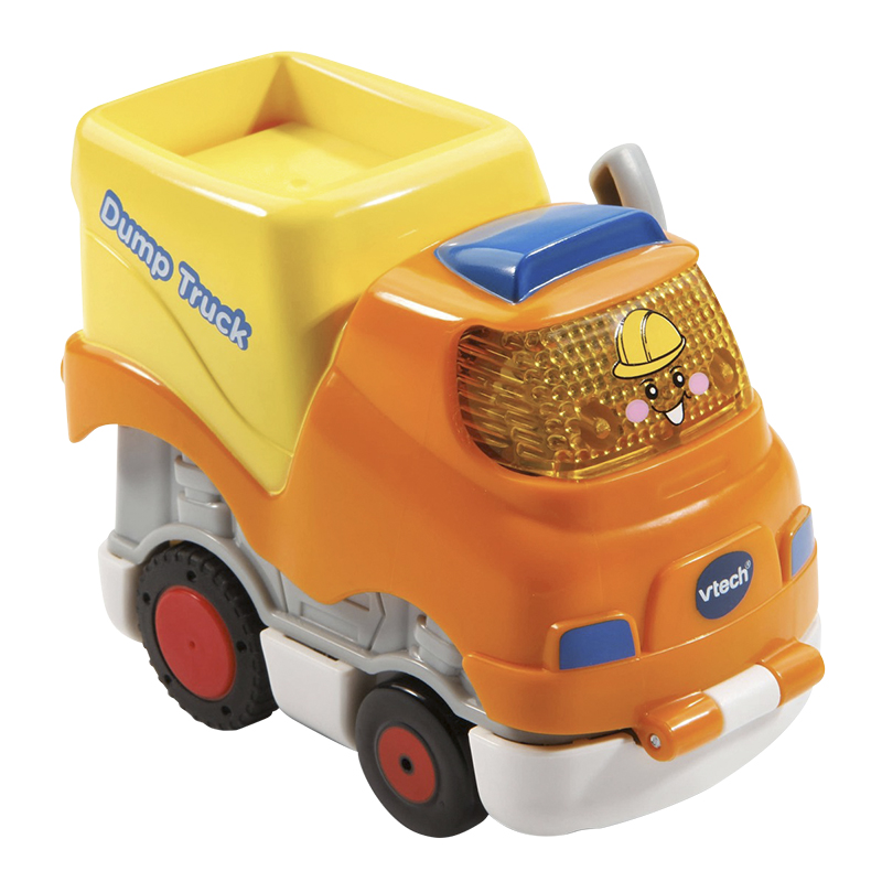 VTech Go Go Smart Wheels Press and Race - Dump Truck