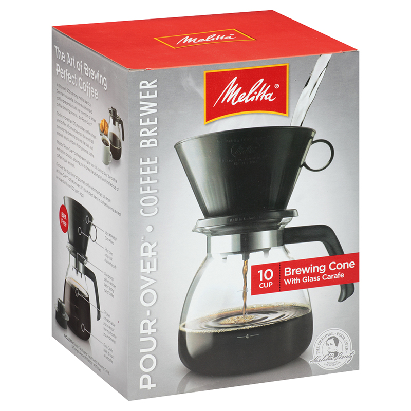 Melitta 10 Cup Coffee Maker 640616 London Drugs