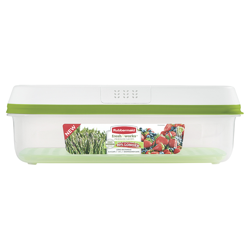 Rubbermaid FreshWorks Produce Saver - 8.4 cup