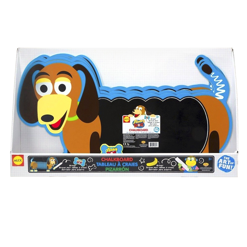 Alex Slinky Dog Chalkboard