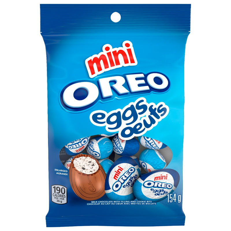 Cadbury Mini Eggs - Oreo - 154g