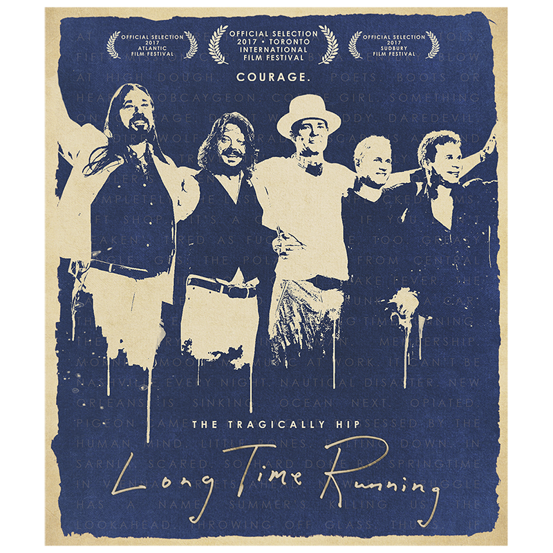 The Tragically Hip: Long Time Running - Blu-ray