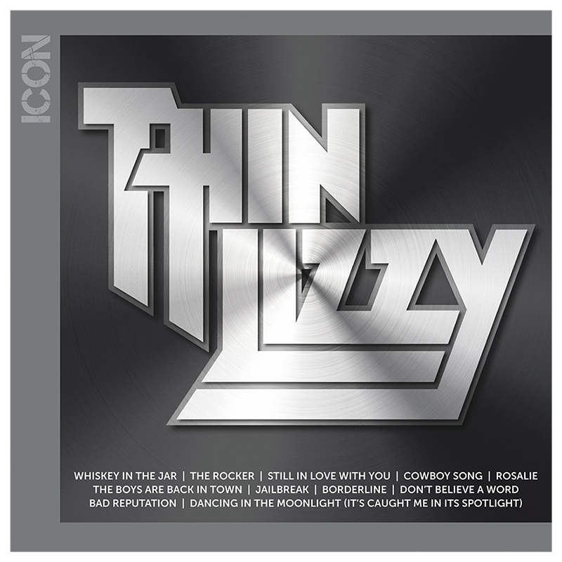 Thin Lizzy - Icon - CD