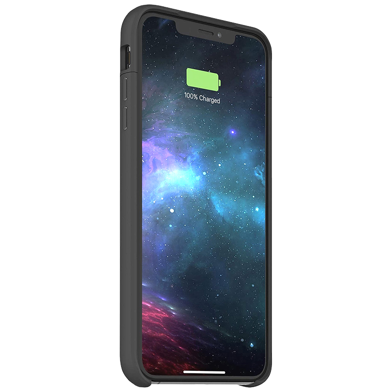 official photos 0422f 24632 Mophie Juice Pack Access Battery Case for iPhone Xs Max - Black - 401002835