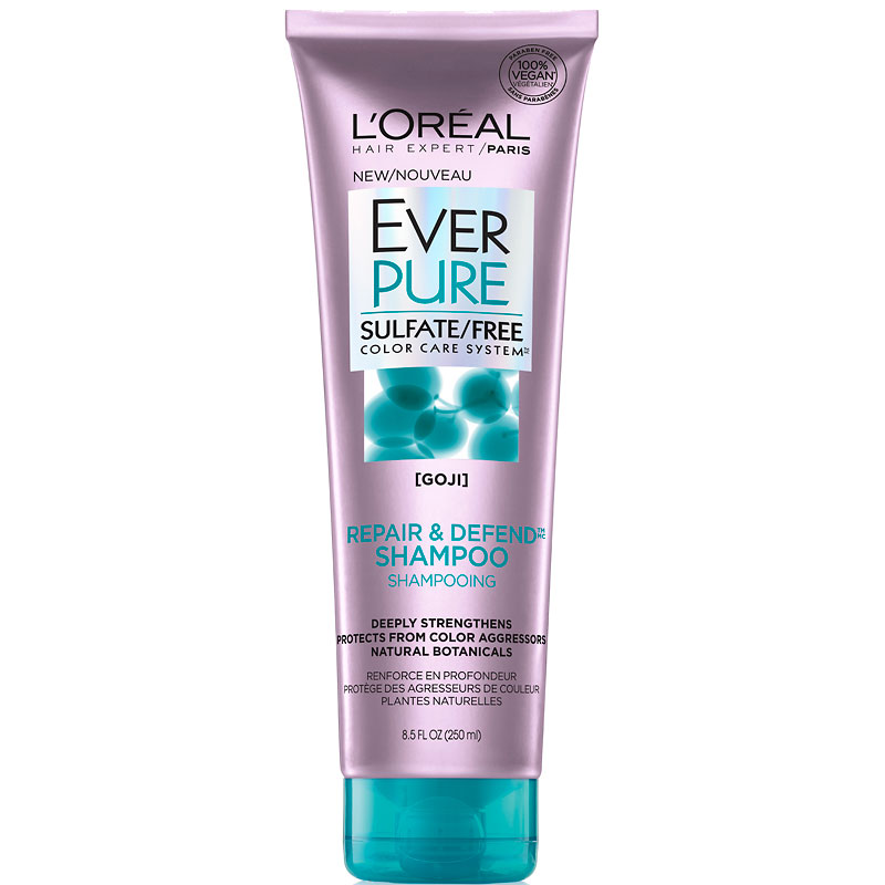 L'Oreal EverPure Repair & Defend Shampoo - 250ml