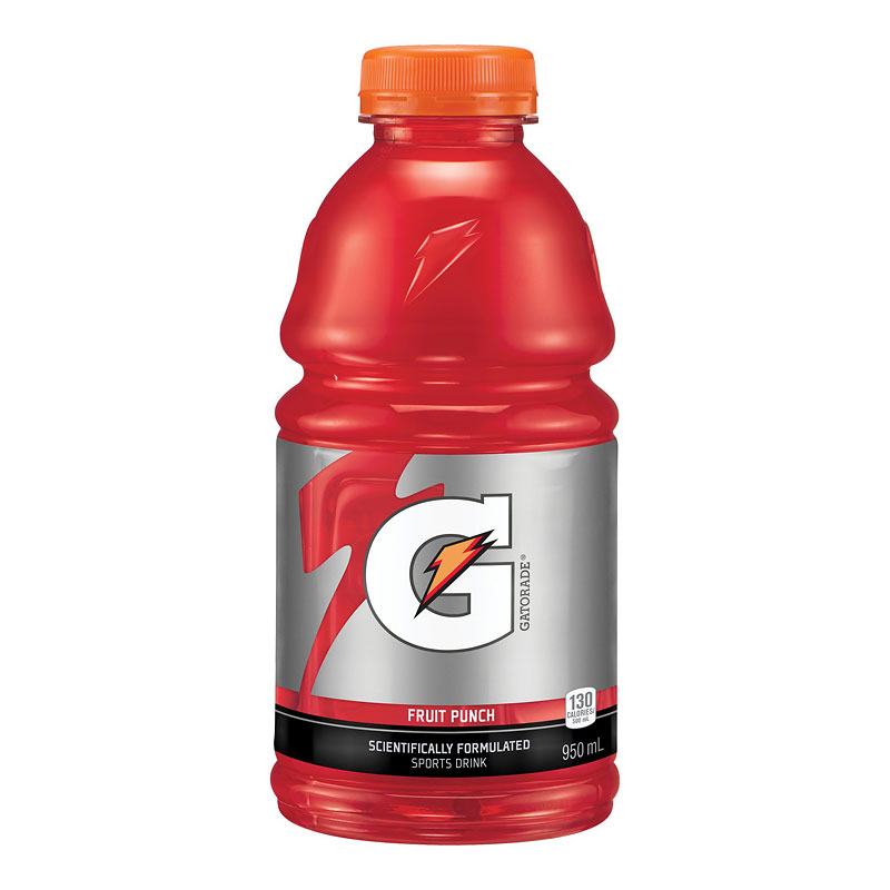 Gatorade Fruit Punch - 950ml
