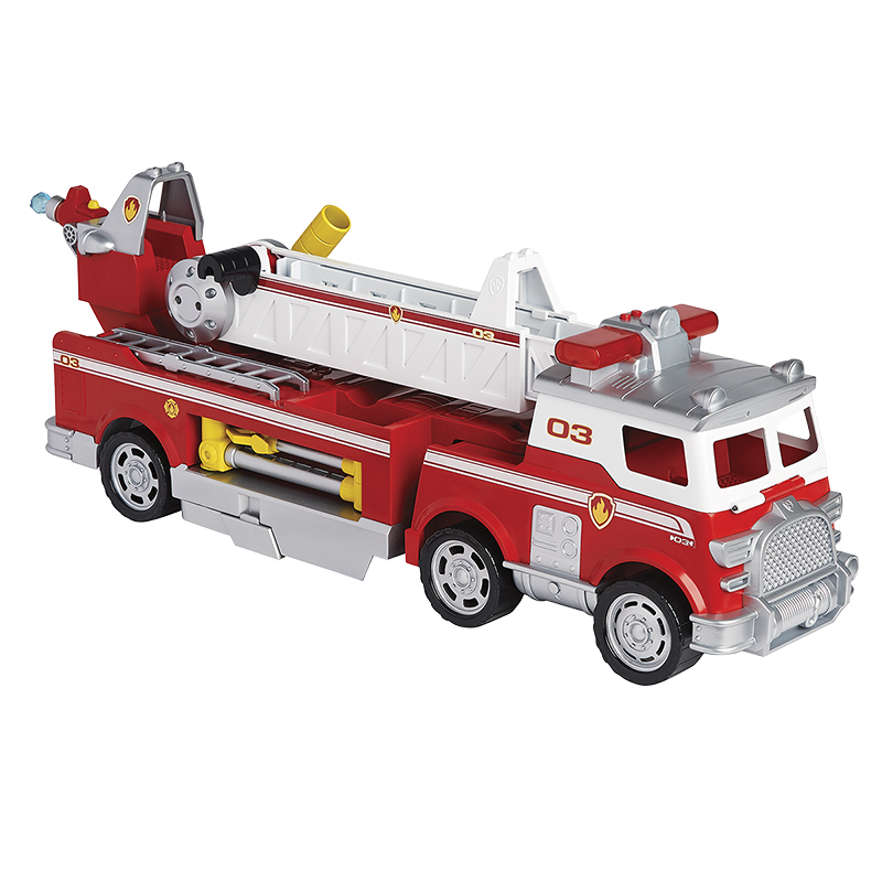 Paw Patrol Fire Truck Set