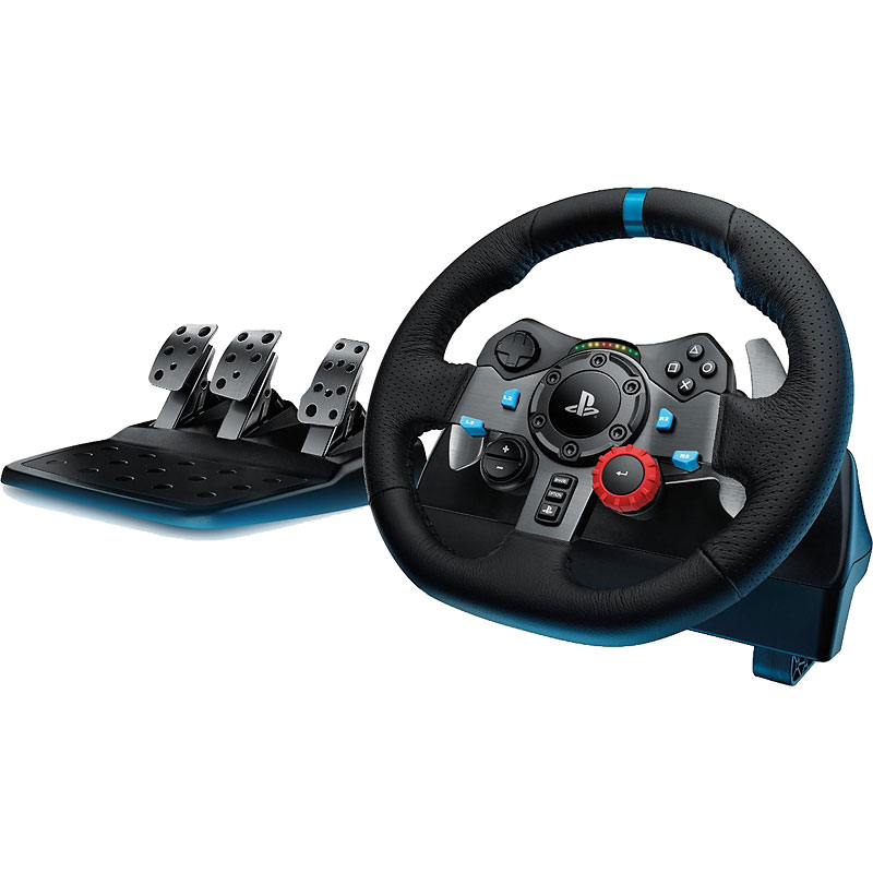 Logitech G29 Racing Wheel - Black - 941-000110