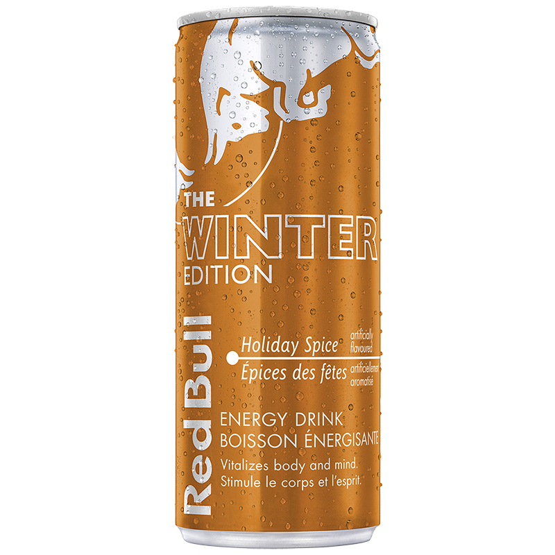 Red Bull The Winter Edition Energy Drink -  Holiday Spice - 250ml