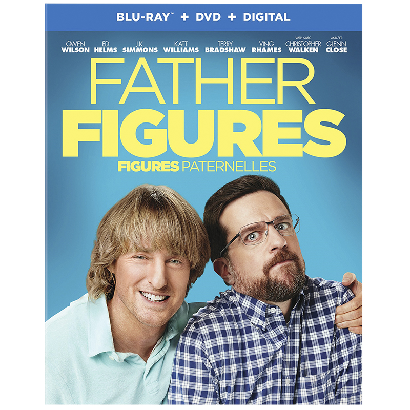 Father Figures - Blu-ray