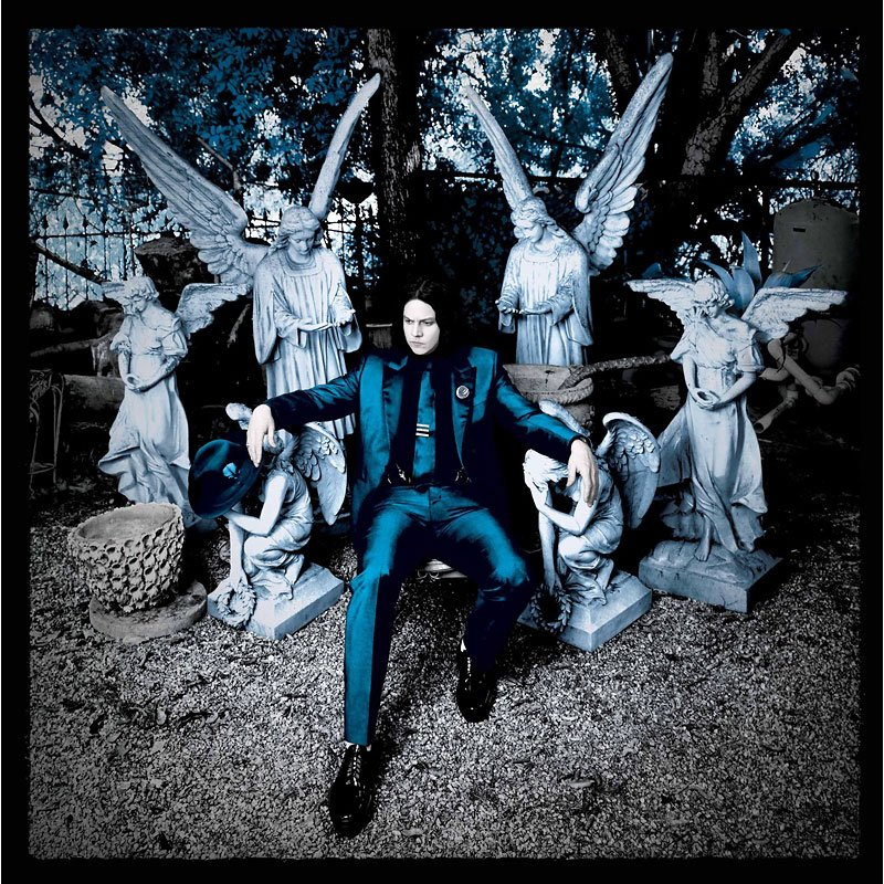Jack White - Lazaretto - CD
