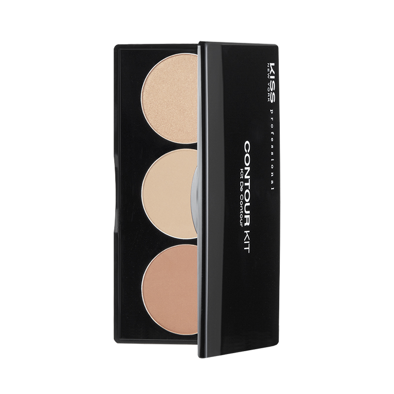 KISS NY Professional Contour Kit - Light