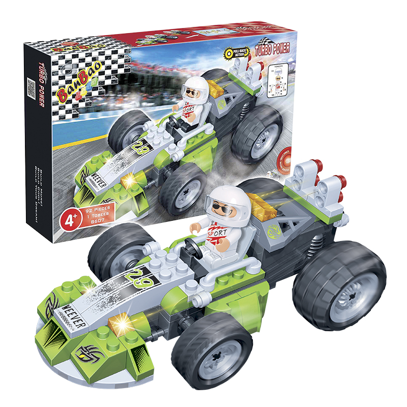 BanBao Turbo Power - Weever - 92 piece
