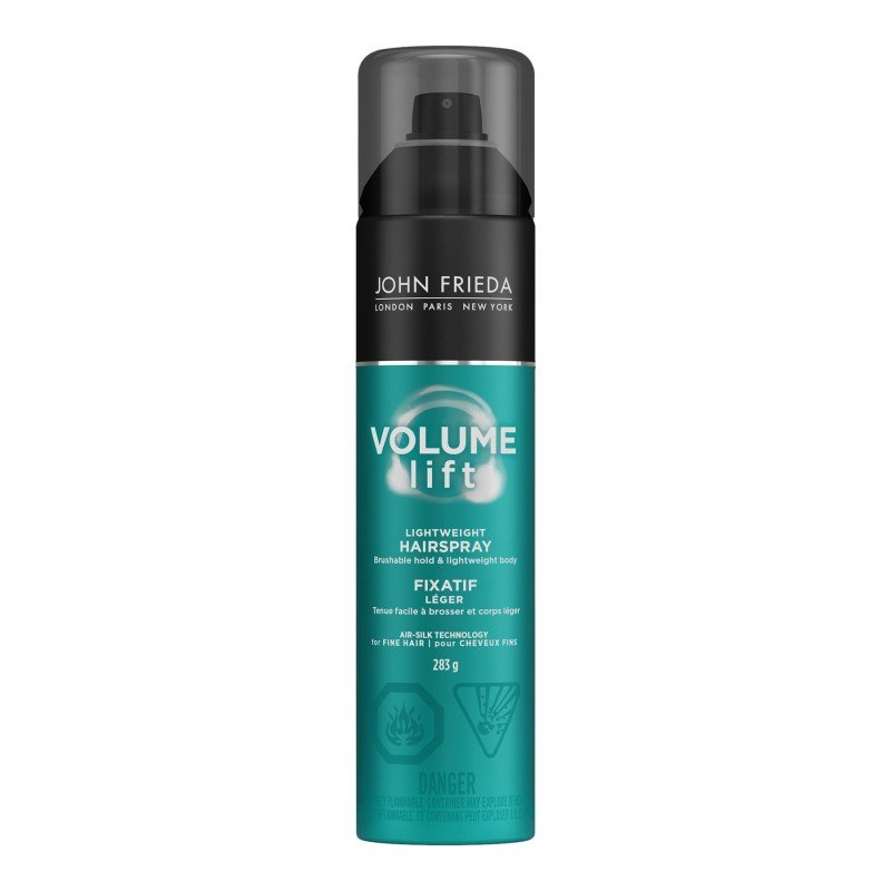 John Frieda Luxurious Volume All-Out Hold Hairspray - 283g