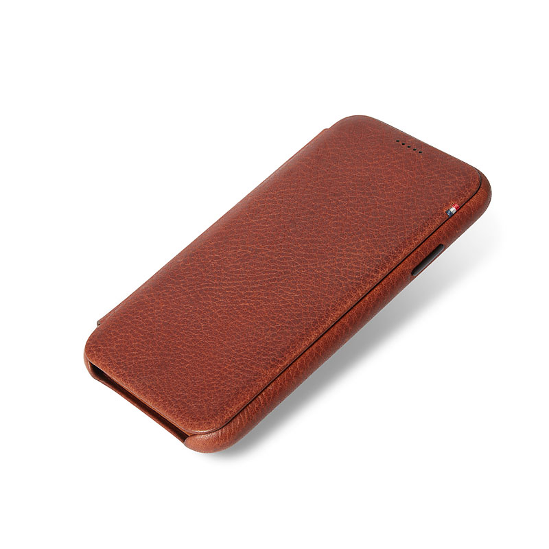 Decoded Slim Leather Wallet Case for iPhone Xr