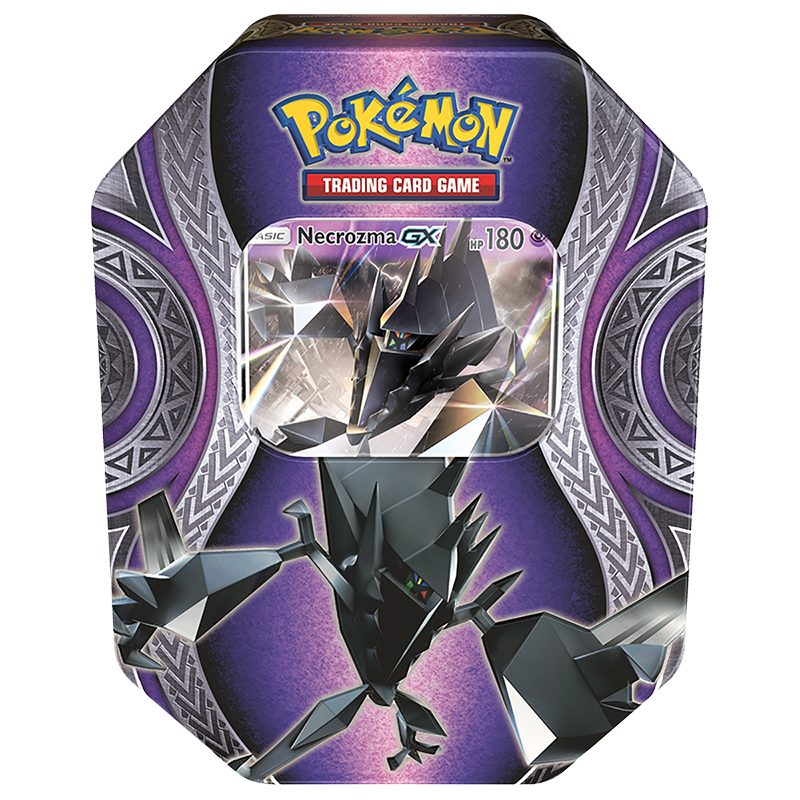 Pokemon Tcg Mysterious Powers Tin - Assorted