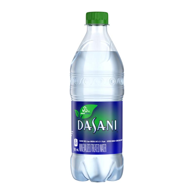 Water Bottle Dasani: Dasani - 591ml