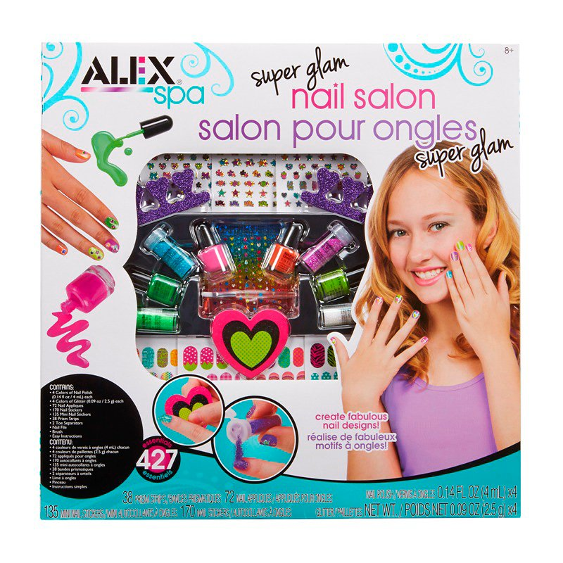 Alex Super Glam Nail Salon