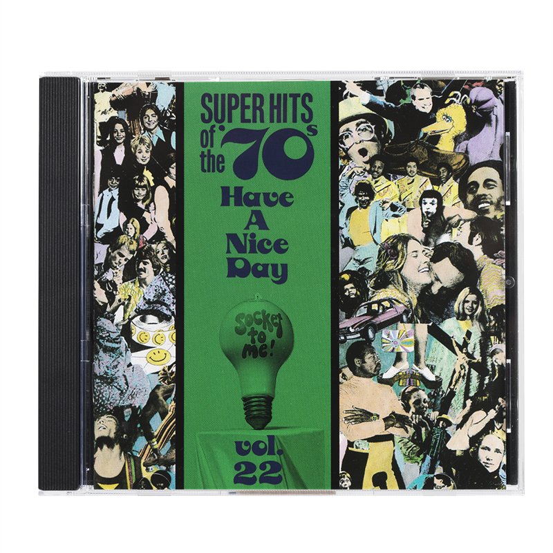 Various Artists - Super Hits of the '70s: Have A Nice Day Vol. 22 - CD