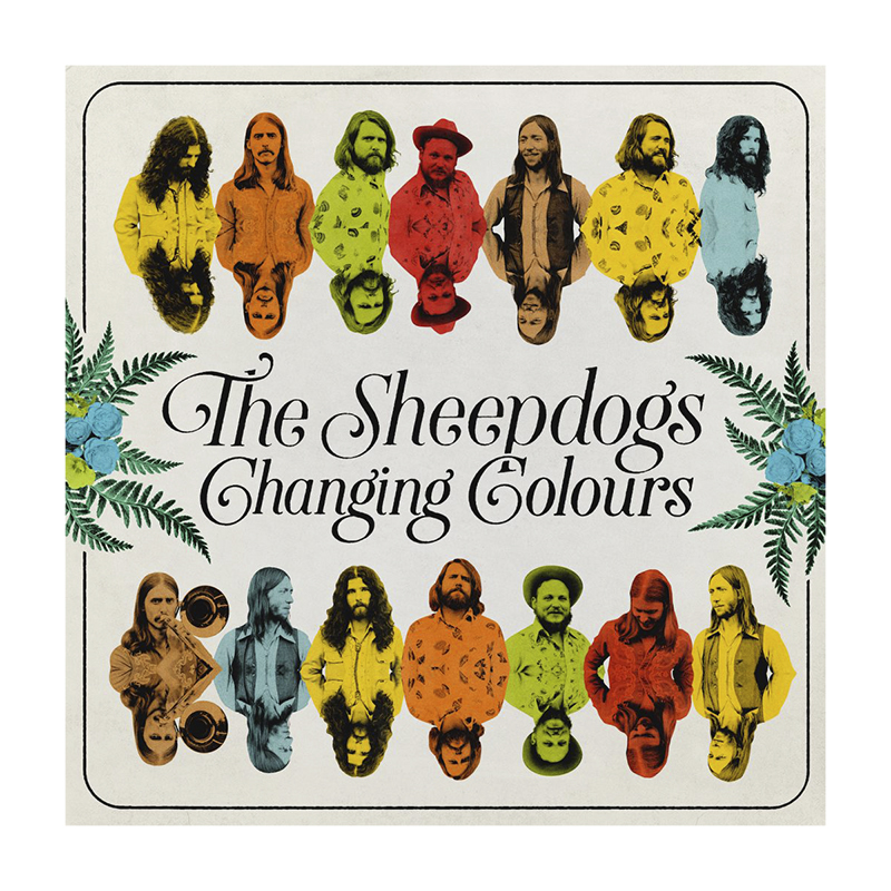 The Sheepdogs - Changing Colours - Vinyl