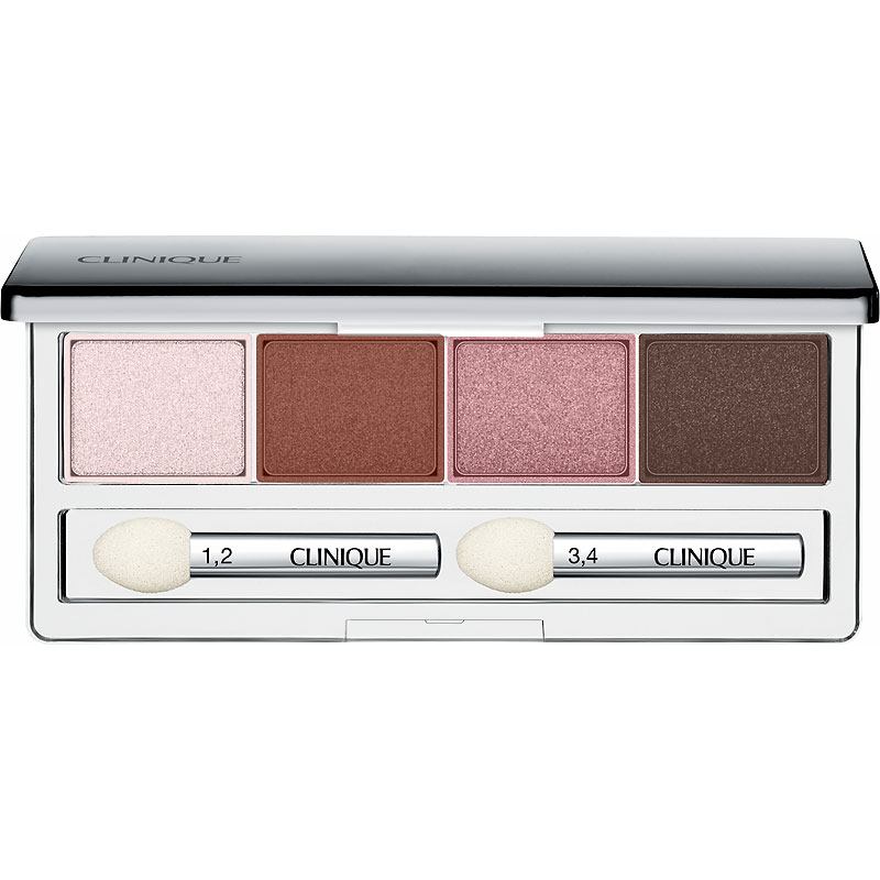 Clinique All About Shadow Quads - Pink Chocolate