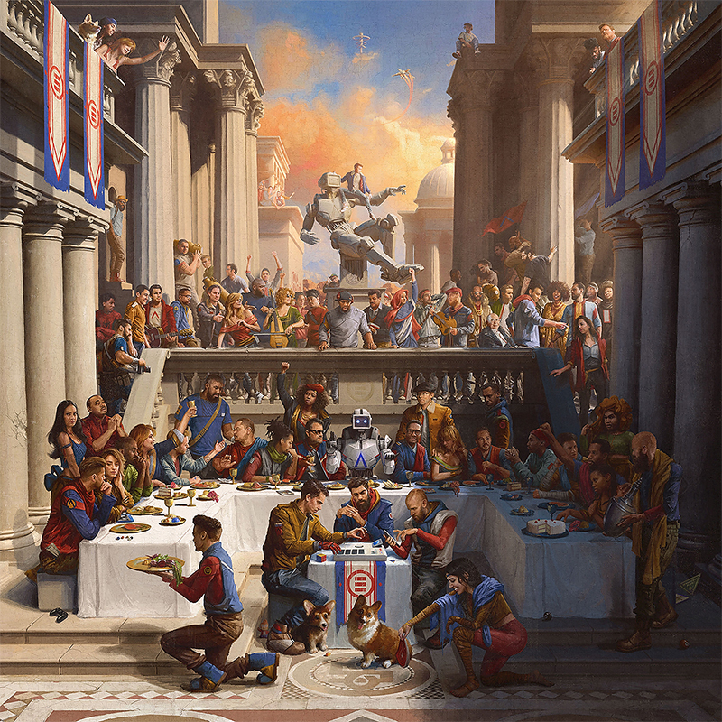 Logic - Everybody - CD