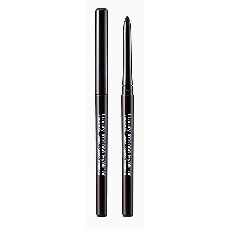 Kiss Pro Luxury Intense Eyeliner - Black