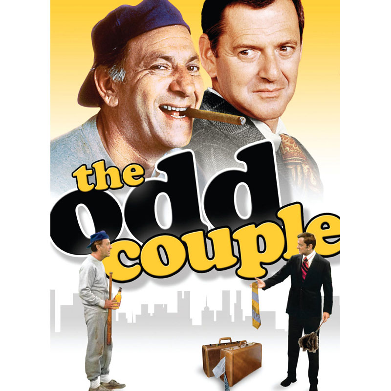 The Odd Couple: The Complete First Season - DVD