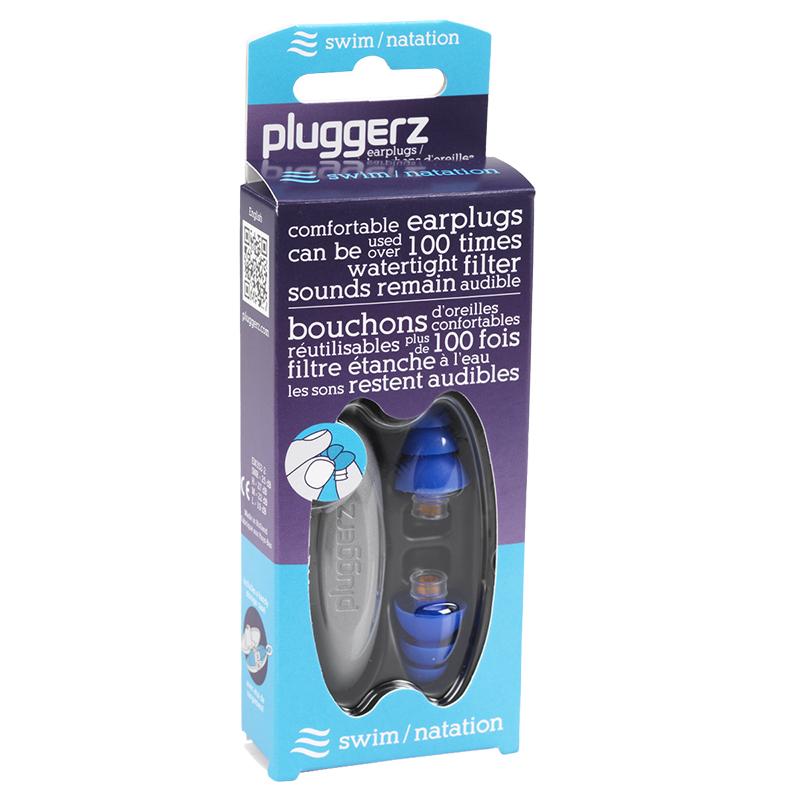 Pluggerz Swim Earplugs - Adult