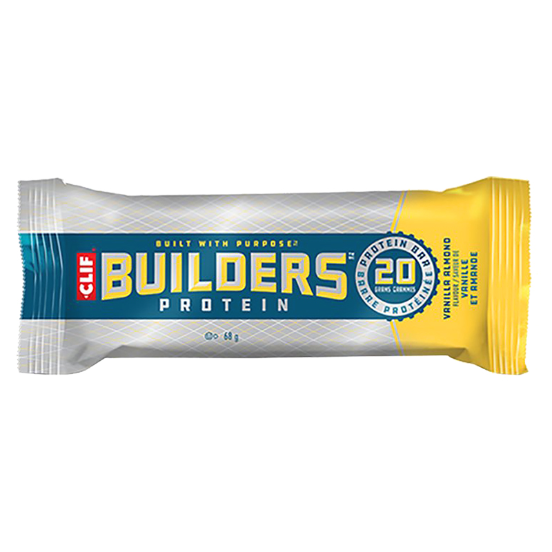Clif Builder's Bar - Vanilla Almond - 68 g