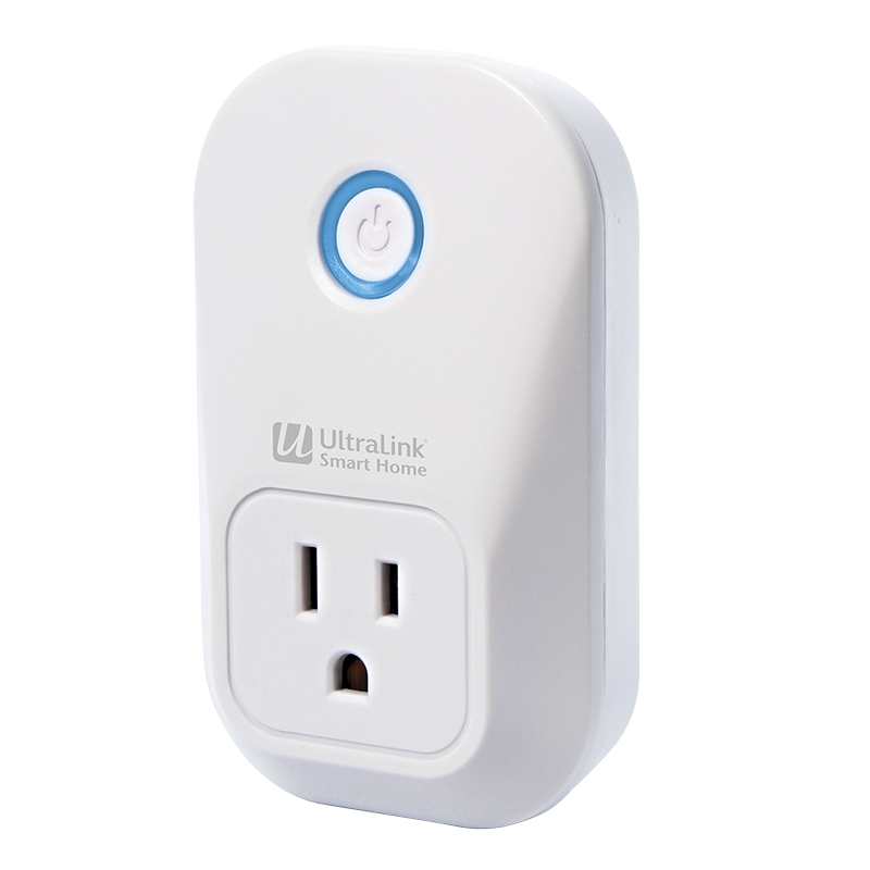 Ultralink Smart Plug - White - One Plug