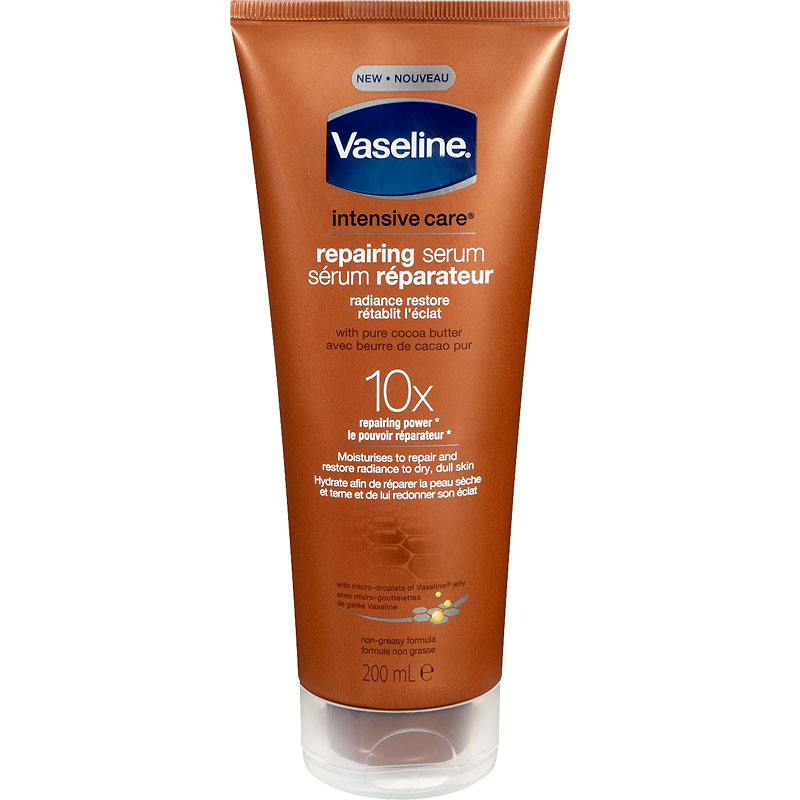 Vaseline Intensive Care Repairing Serum - Radiance Restore - 200ml
