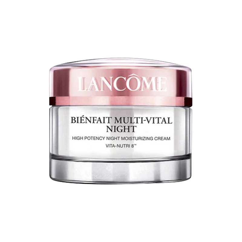 Lancome Bienfait Multi-Vital High Potency Night Moisturizing Cream - 50ml