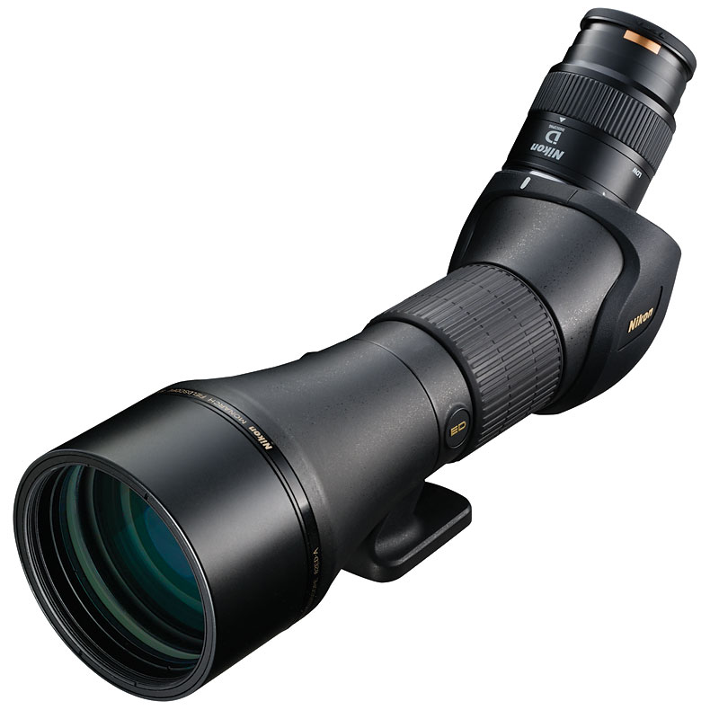 Nikon 20-60x82 Monarch ED Angled Body Fieldscope  - 16101