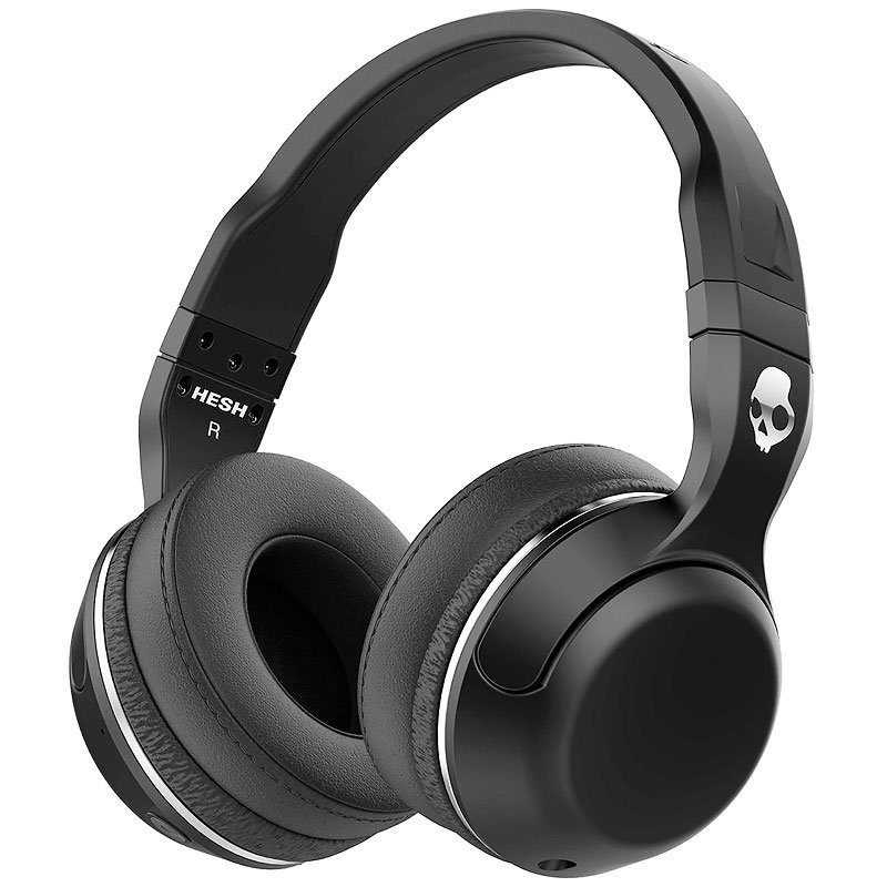 Skullcandy Hesh 2.0 Bluetooth Headphones - Black - S6HBGY374
